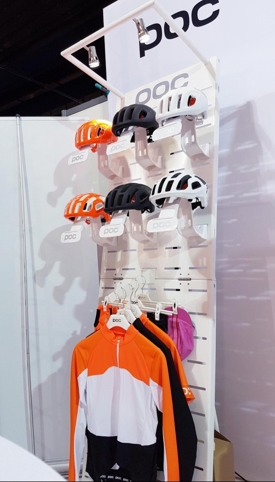 Pocs Ski and bike displays 2