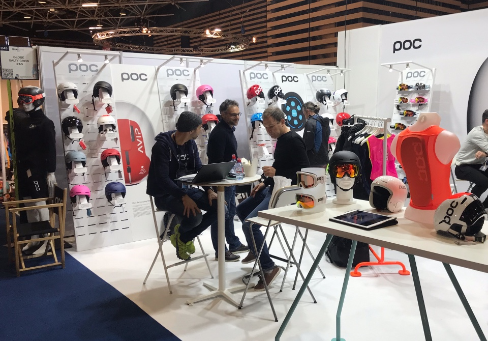 Pocs Ski and bike displays 1
